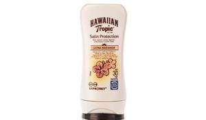 A Gift Set from Hawaiian Tropic