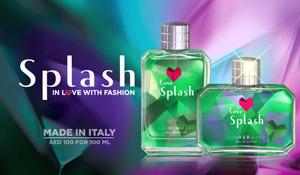 A Love Splash Perfume Gift Set