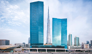 A staycation for two at Sofitel Dubai Downtown