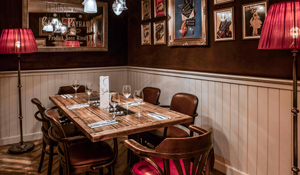 Dinner for 2 at Cafe Rouge