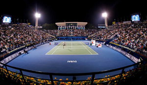Tickets to the Dubai Duty Free Tennis Championships