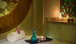 A spa treatment for two at Hilton Al Hamra worth AED1,000!