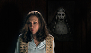 A pair of tickets to a special screening of The Conjuring 2