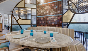 A private dining experiences at Besh Turkish Kitchen Worth Dhs3,000