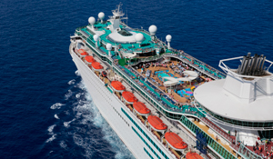 A Cruise for Two to the Bahamas