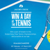 A pair of tickets to the Dubai Duty Free tennis championships!