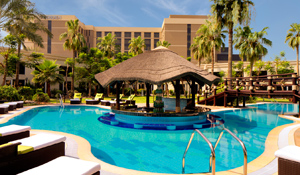 A Staycation at Le Royal Club, Le Méridien Dubai Hotel & Conference Centre