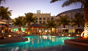 Two Nights Stay at Al Ain Rotana worth Dhs 5000
