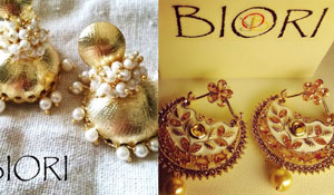 Gorgeous Handmade Jewellery Worth Dhs 700 from Biori