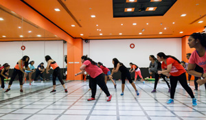 A Bollywood Dance Fitness Class with MAD (Mad About Dance)