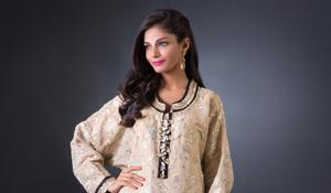 A Kurta by Celebrity Designer Maheen Karim