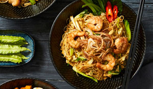 DHS500 to spend at the refurbished home of Asian Soul Food, The Noodle House