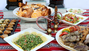 Iftar buffet for two at Promenade at Four Points by Sheraton